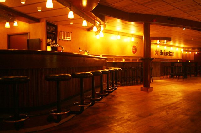 Zaal: De Deel bar en zaal