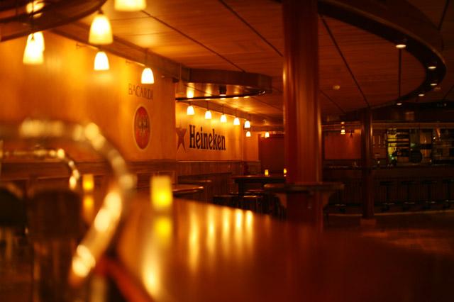 Zaal: De Deel bar