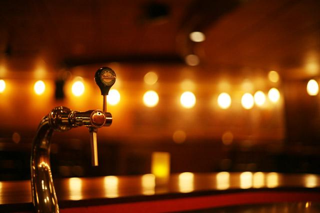 Bar: De Deel tap